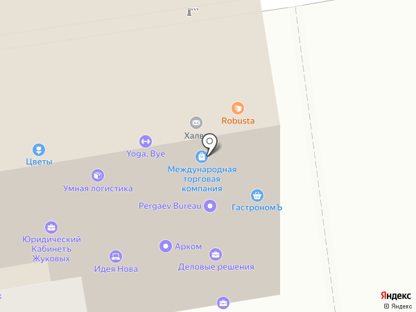 Крутой Маркетолог на карте Новосибирска