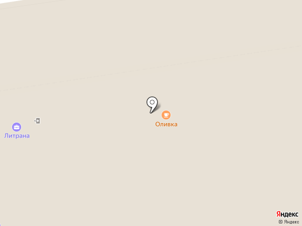 СибИК на карте Новосибирска