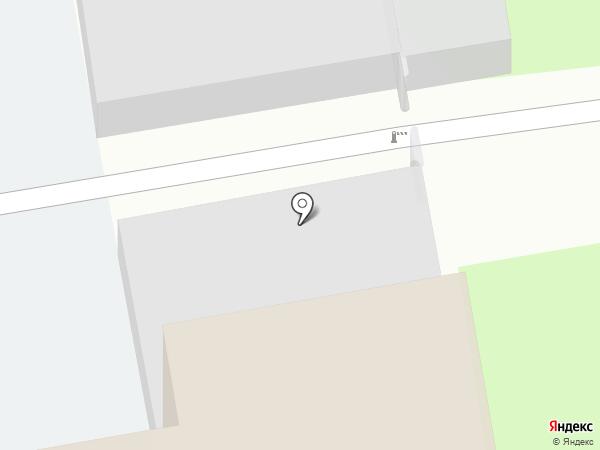 Loft MAFIA на карте Новосибирска