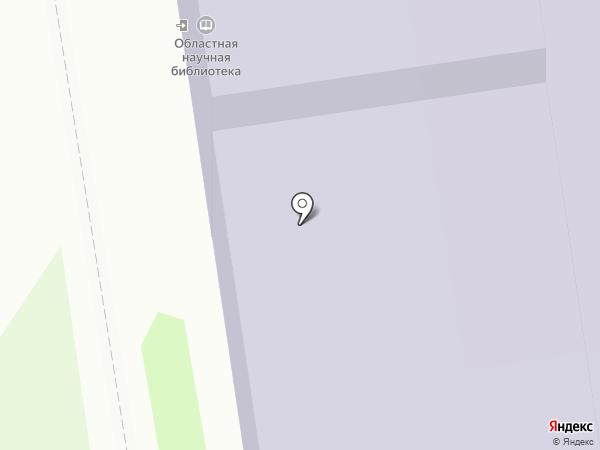 Мамин Сибиряк на карте Новосибирска
