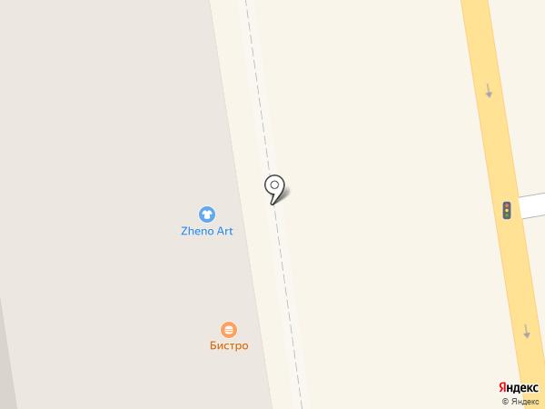 Ювелирный центр на карте Новосибирска