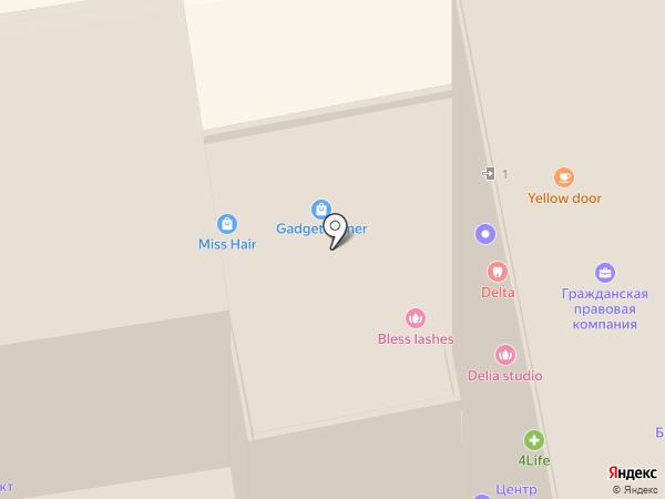 Многопрофильный Союз Производителей на карте Новосибирска