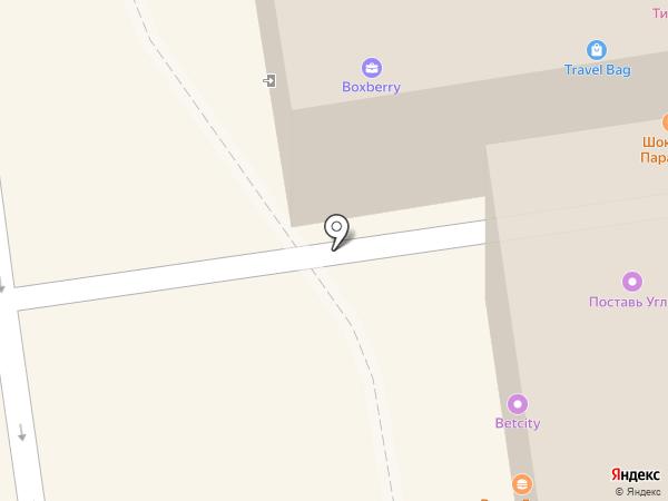 СибСнаб на карте Новосибирска