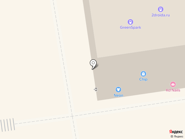 Sotit на карте Новосибирска