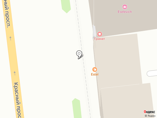 In Time на карте Новосибирска