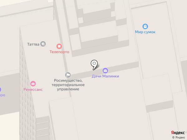 СОЮЗ, КПК на карте Новосибирска