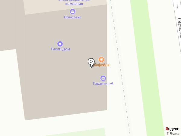 СИБИРЬ на карте Новосибирска