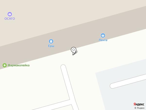 РегионАвтоТорг на карте Новосибирска