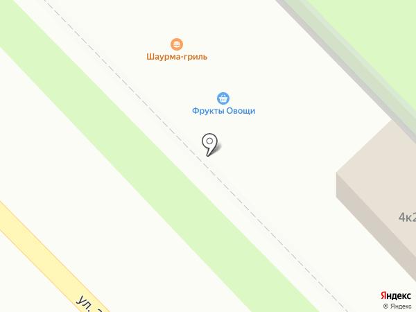 Новосибирский крематорий на карте Новосибирска
