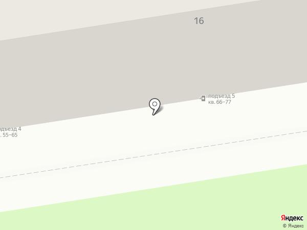 АБВГдейка на карте Новосибирска