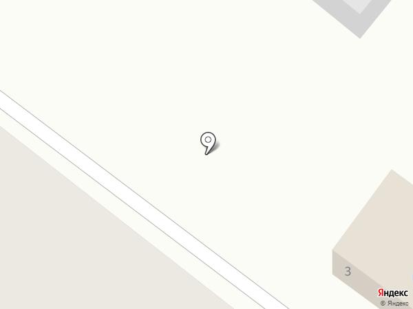 Ханн на карте Озерного