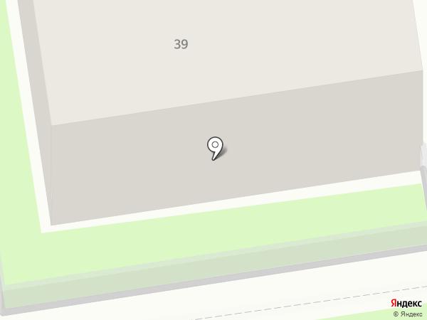 Amadeus на карте Новосибирска
