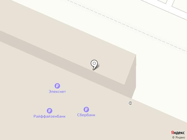 Леруа Мерлен на карте Новосибирска