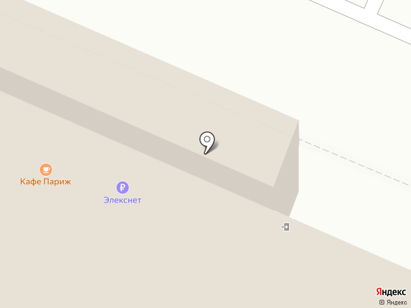 Банкомат, Райффайзенбанк на карте Новосибирска