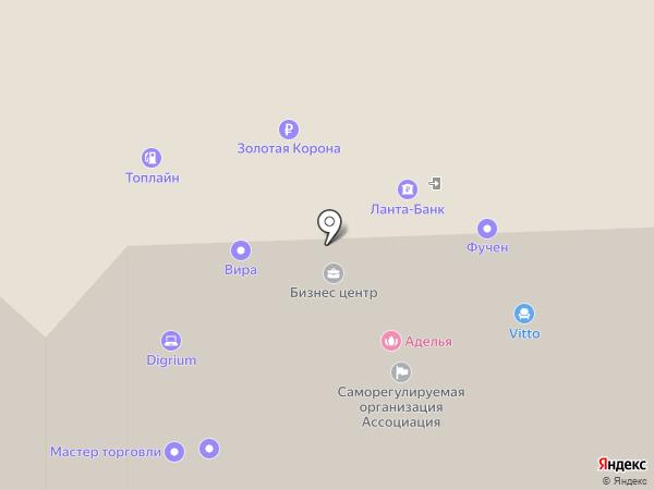 Авторская студия красоты Олеси Альбертовны на карте Новосибирска