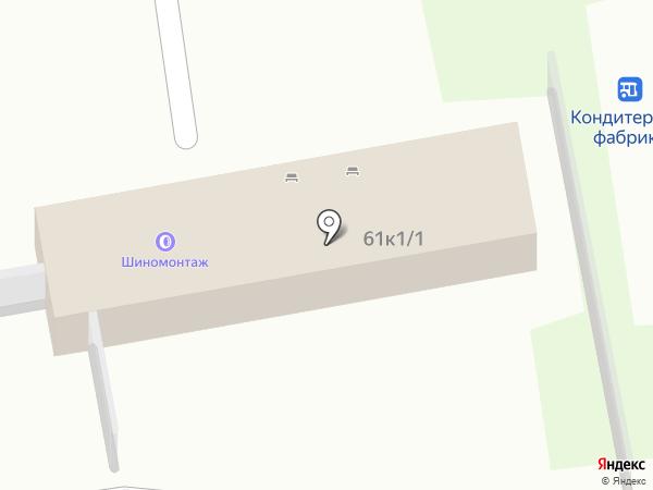 Страховое агентство на карте Новосибирска