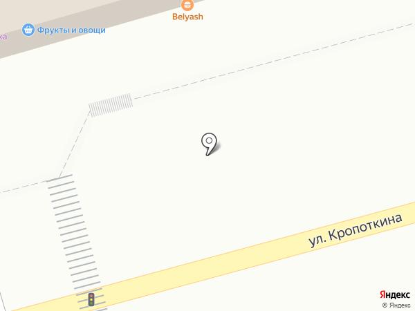 SMART СЕРВИС на карте Новосибирска