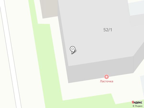 Цербер на карте Новосибирска