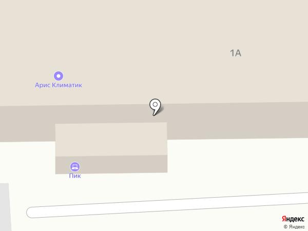 ФИНАНСОВЫЙ СТАТУС на карте Новосибирска