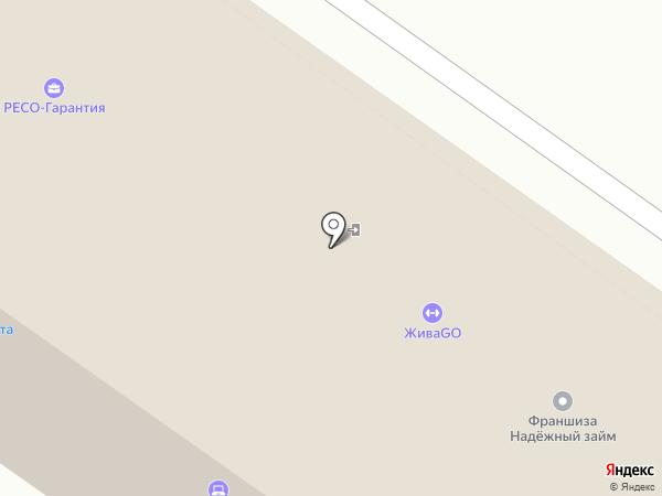 СЕЛКА на карте Новосибирска