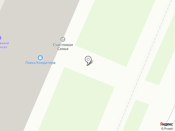 Оливка на карте Новосибирска