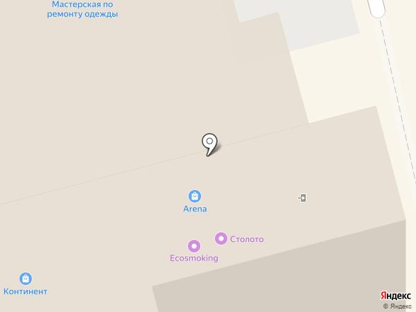VEKA на карте Новосибирска