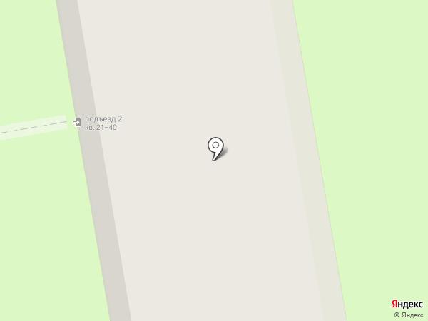ТЕХНИКС на карте Новосибирска