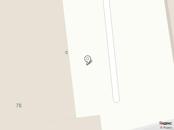 Абсолют-Автолаборатория на карте Новосибирска