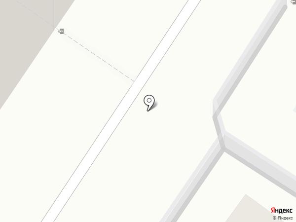Любовь ангела на карте Новосибирска