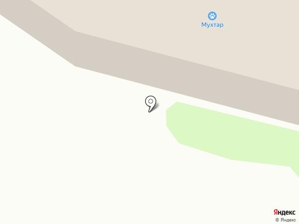 Легенда на карте Новосибирска