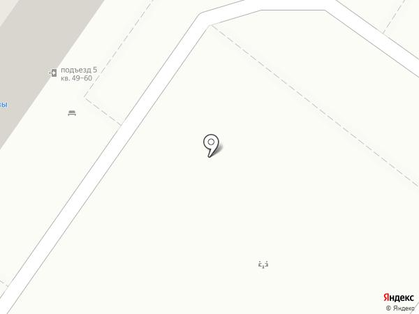 Клуб бокса и единоборств на карте Новосибирска