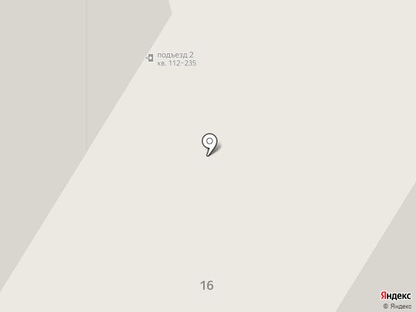 Эвакуатор-НСК на карте Новосибирска