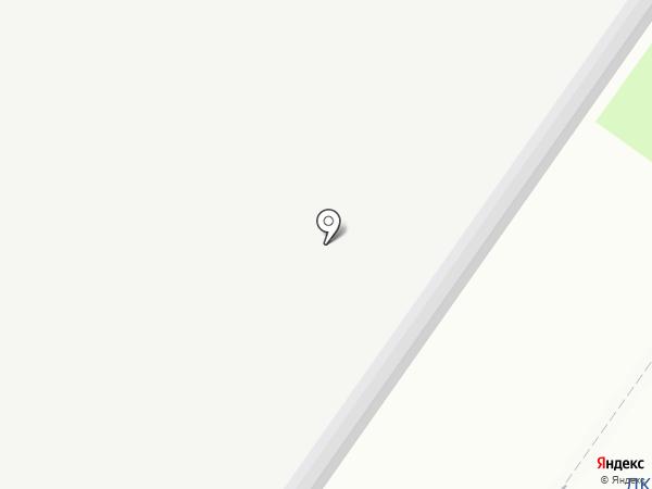 ФорПост на карте Новосибирска