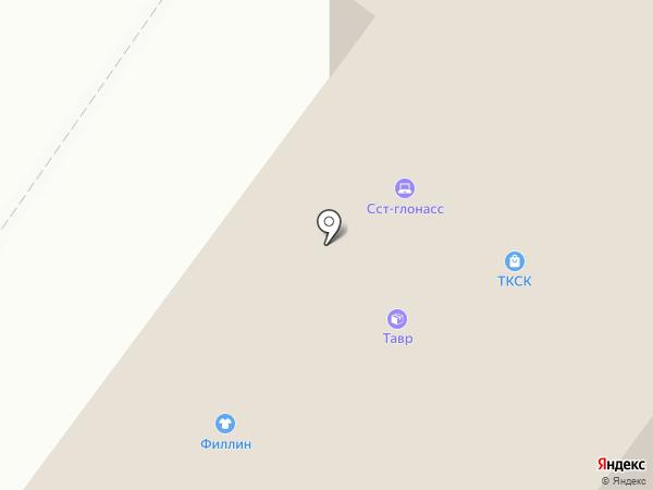 DIM_studio на карте Новосибирска
