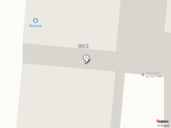 Живи на карте Новосибирска