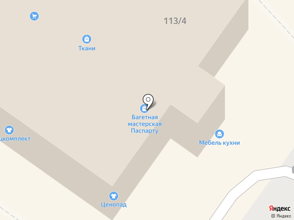 IRON LEADER на карте Новосибирска