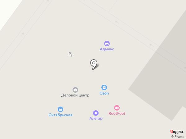 Магазин кондитерских изделий на карте Новосибирска