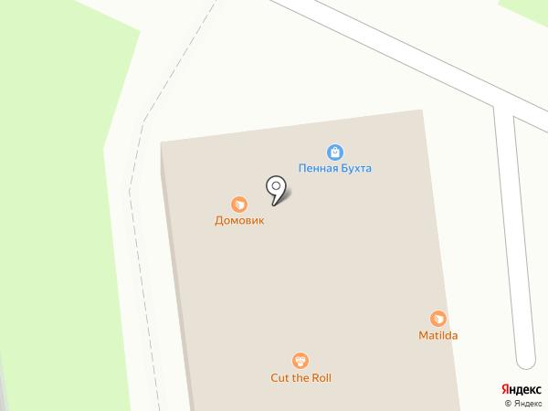 ГидроТехСервис на карте Новосибирска