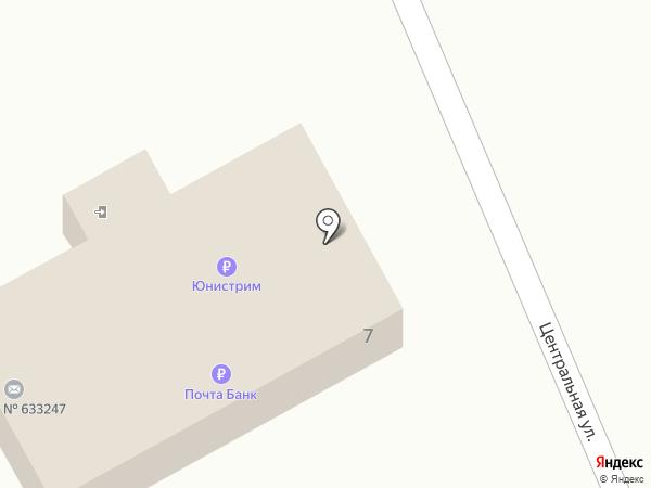 Почтовое отделение №247 на карте Сосновки