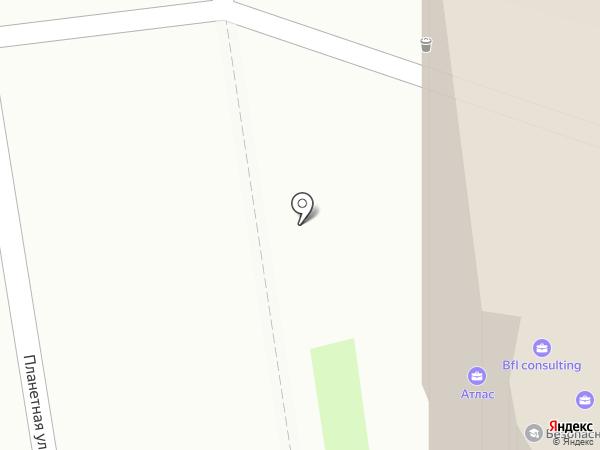 Ай да офисы на карте Новосибирска