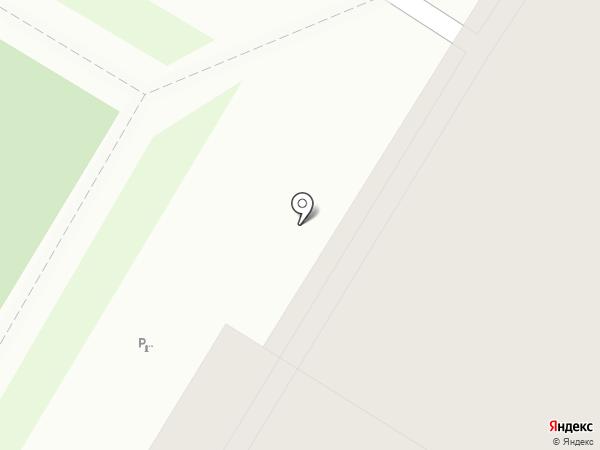 АССОЛЬ на карте Новосибирска