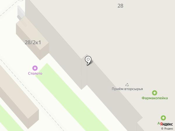 ПЕЧЕНЮШКИН на карте Новосибирска