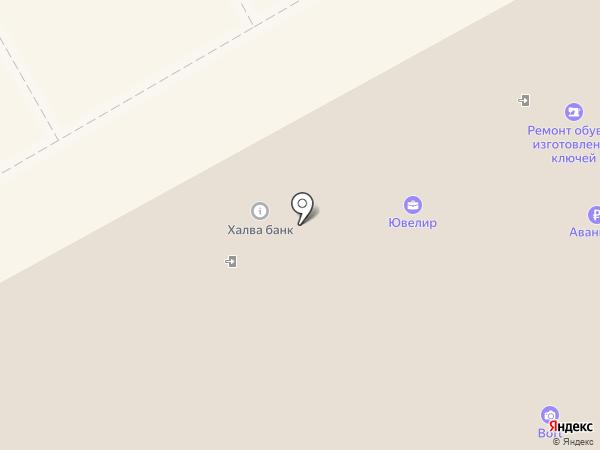 ТехноМакс на карте Новосибирска