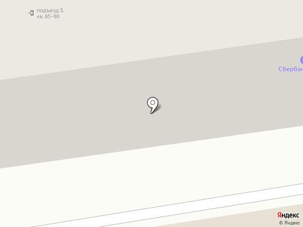 Пятерочка на карте Новосибирска