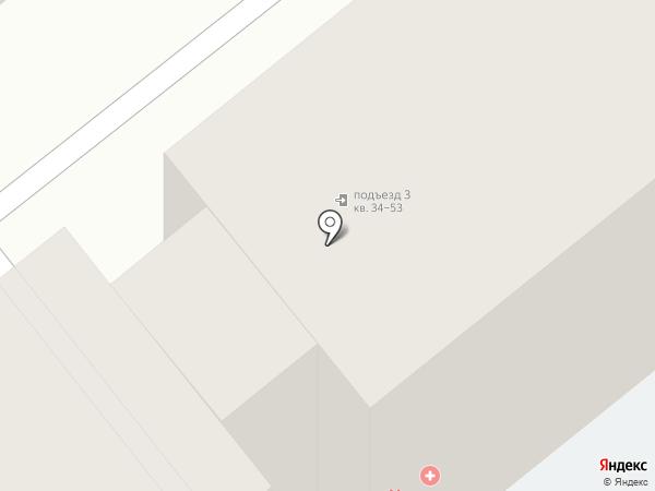Новотерм на карте Новосибирска