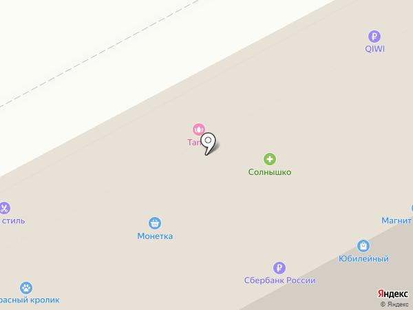 МАСТЕР-ЧАС на карте Новосибирска
