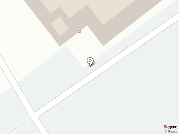 Крепеж на карте Новосибирска