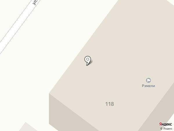 ДЕНТАЛЛАБ на карте Новосибирска