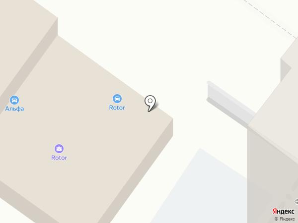 Пивной Гурман на карте Новосибирска