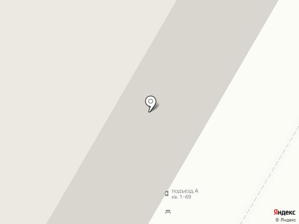 Фасоль на карте Новосибирска